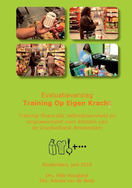 afb Evaluatieverslag training Op Eigen Kracht 2010